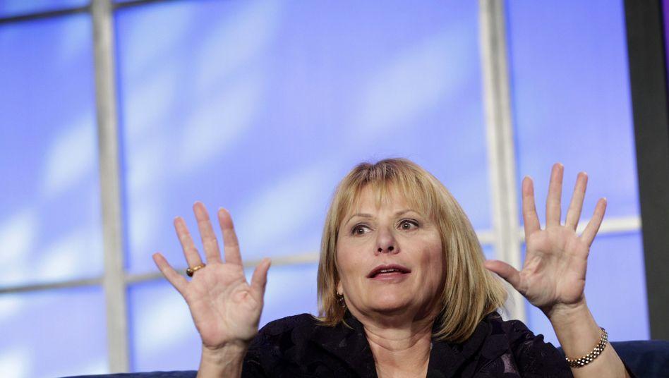"""""""Ich bin sehr traurig darüber"""": Ex-Yahoo-Vorstandschefin Bartz"""