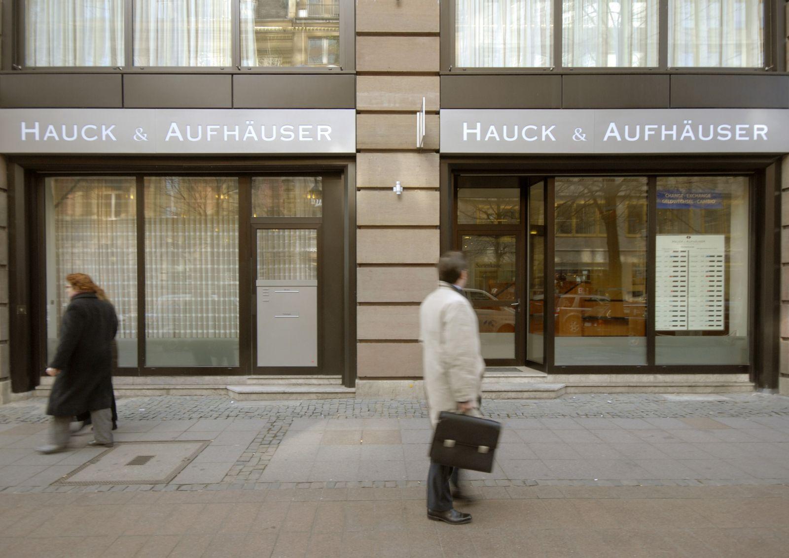Hauck und Aufhäuser