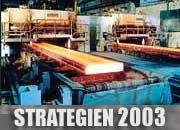 SMS: Auf gesättigten Märkten kann der Ausrüster von Stahlwerken nur noch im Service wachsen