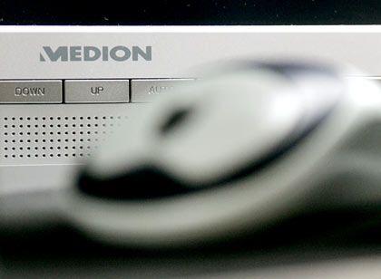 Tief in der Verlustzone: Der Elektronikgroßhändler Medion
