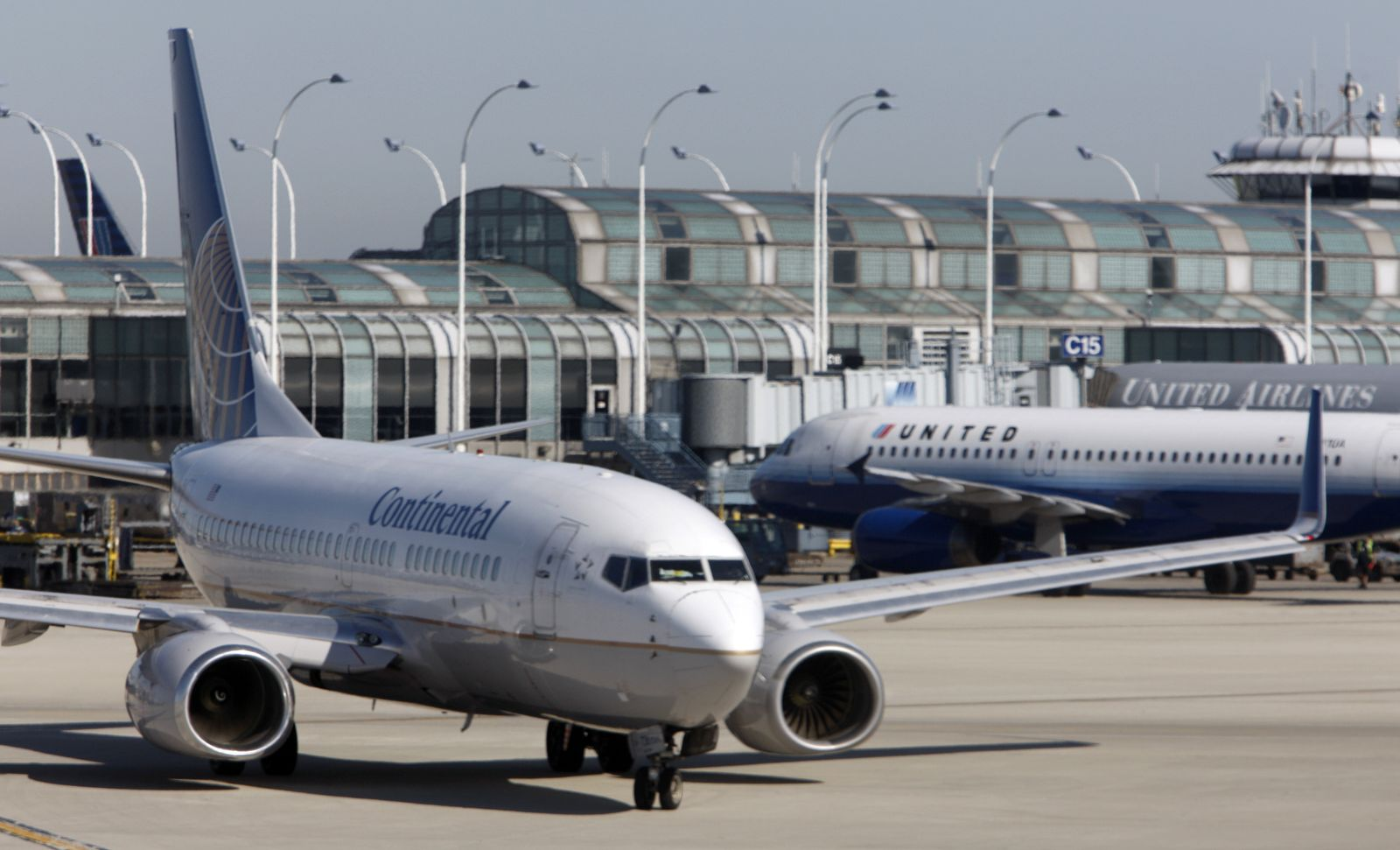 Continental Airlines/ United Airlines