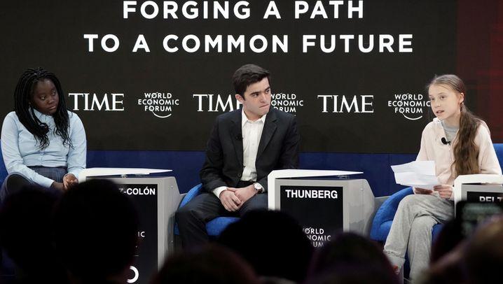 Grüne Unternehmer: Wen der Kampf gegen den Klimawandel reich gemacht hat