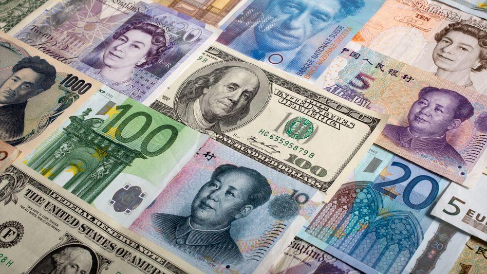 In USA, China und GB dürfte die Inflation laut IWF bald über 2 Prozent steigen. Die Fed dürfte die Zinsen rascher und stärker erhöhen, als den Märkten lieb ist