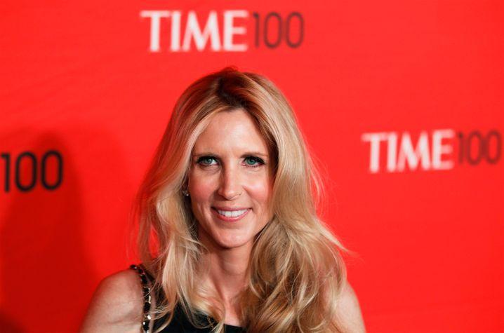Ann Coulter: Flachsinn und Polemik, um nicht in der Bedeutungslosigkeit zu verschwinden
