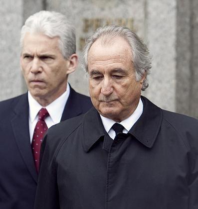 Bernard Madoff: Schlösser der Villa in Florida ausgewechselt