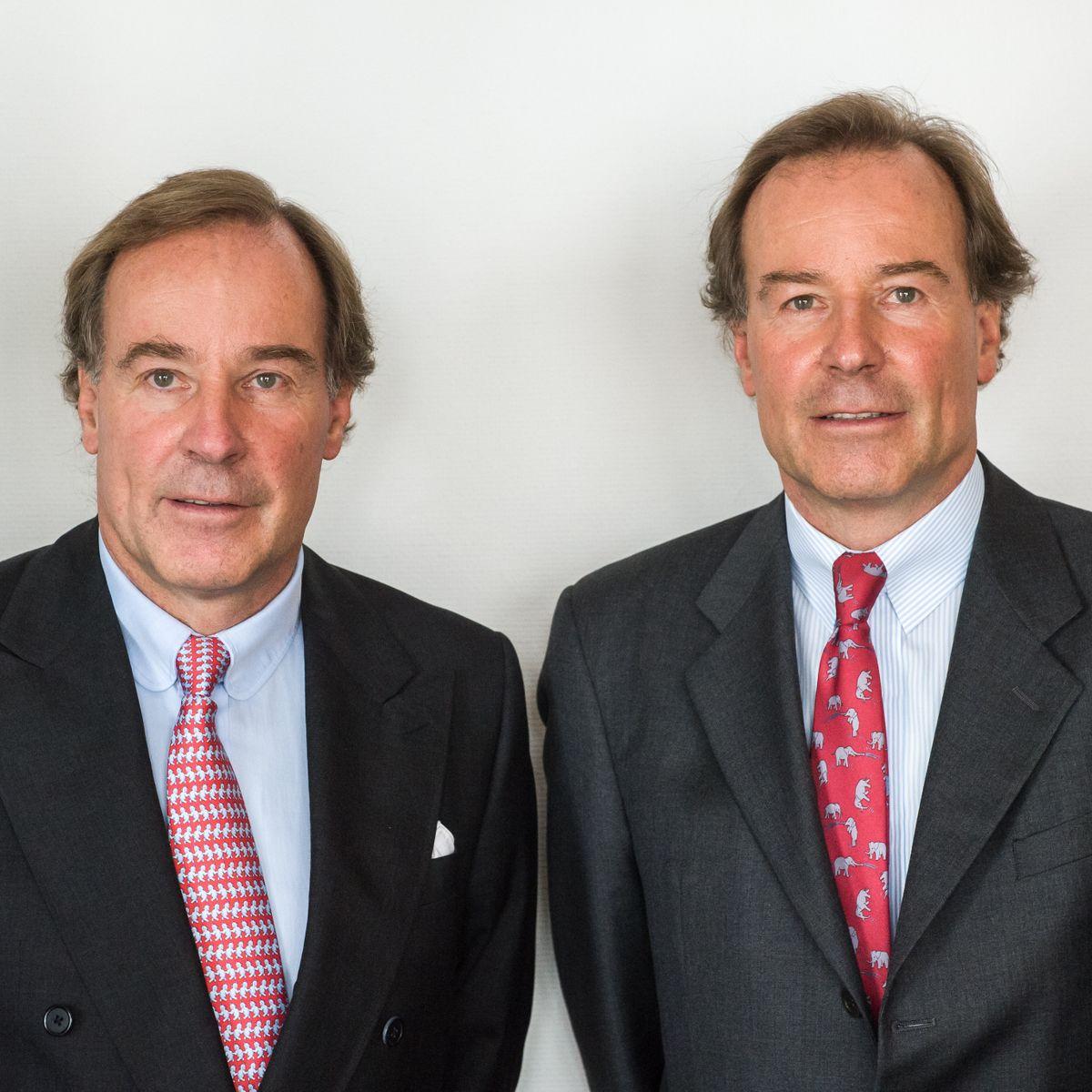 Steuerfahnder Ermitteln Gegen Thomas Und Andreas Strungmann Manager Magazin