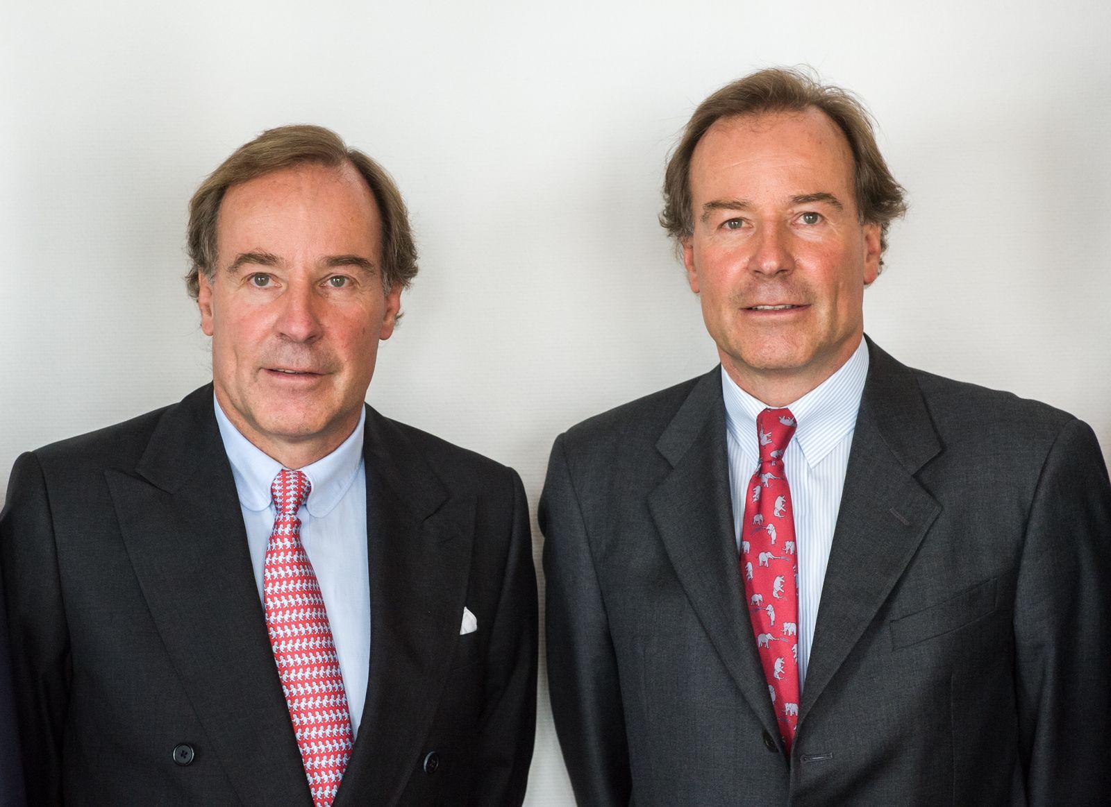 EINMALIGE VERWENDUNG Andreas Struengmann und Thomas Struengmann