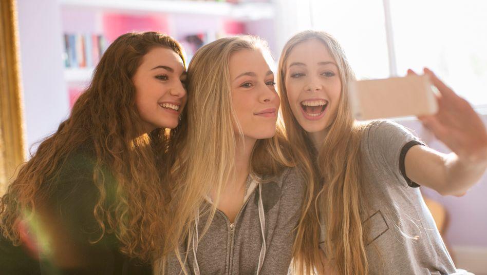 Beliebter Trend: Tiktok-Musikvideos sind weltweit bei Jugendlichen schwer angesagt.