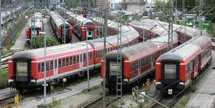 Nichts geht mehr: Im Streit zwischen Deutscher Bahn und der Lokführergewerkschaft GDL sind die Fronten komplett verhärtet