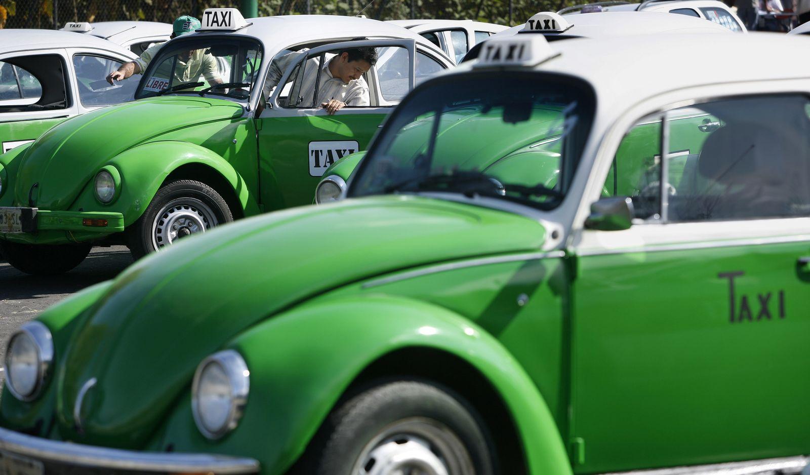 VW Käfer/ Mexiko