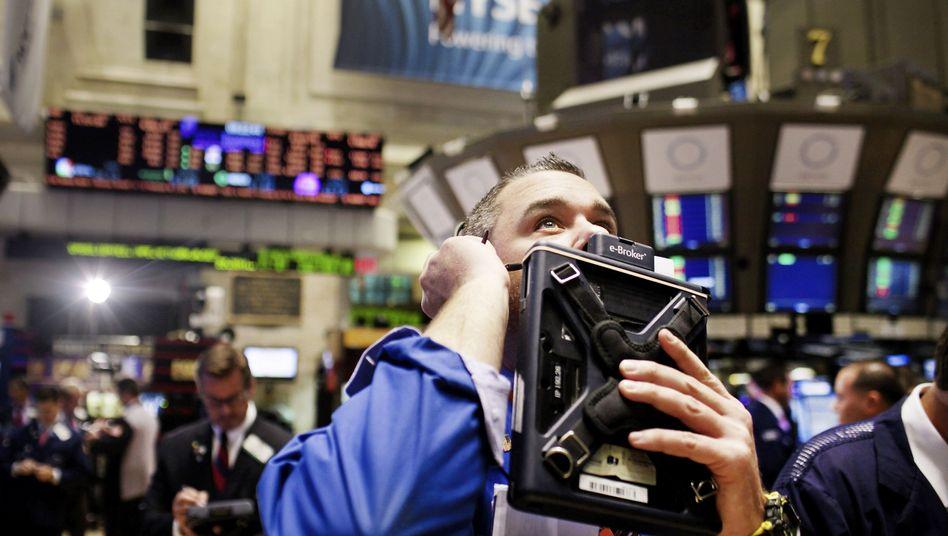 New Yorker Aktienhändler: Langer Weg zur Börsenfusion