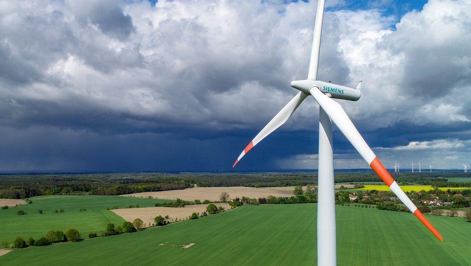 Windkraftanlagen: Siemens Energy verbucht vor allem hier einen massiven Anstieg des Neugeschäfts