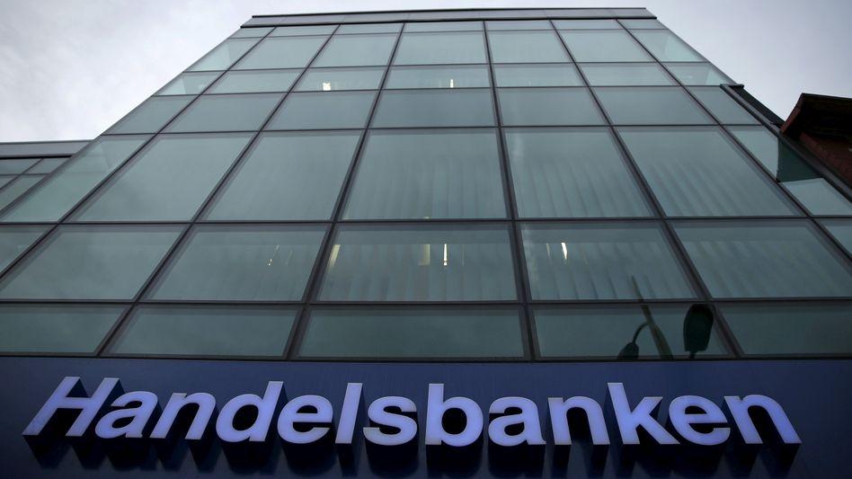 Handelsbanken Filiale