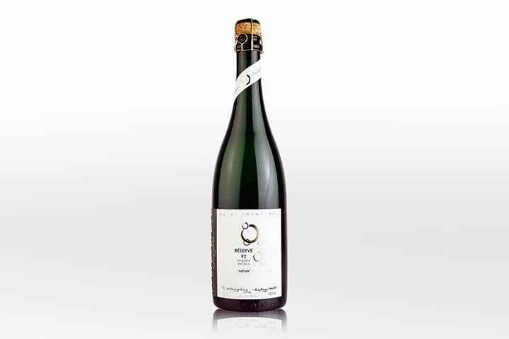 RIESLING-SEKT, 1992: Brut nature, Peter Lauer, ab 39 Euro