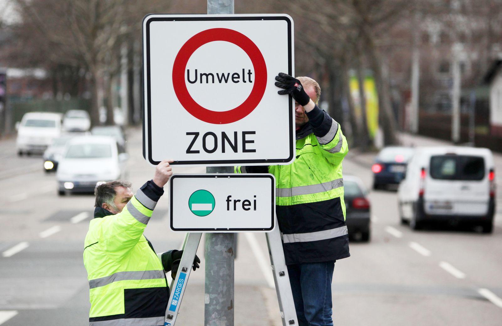 Verkehrsgerichtstag - Umweltzone