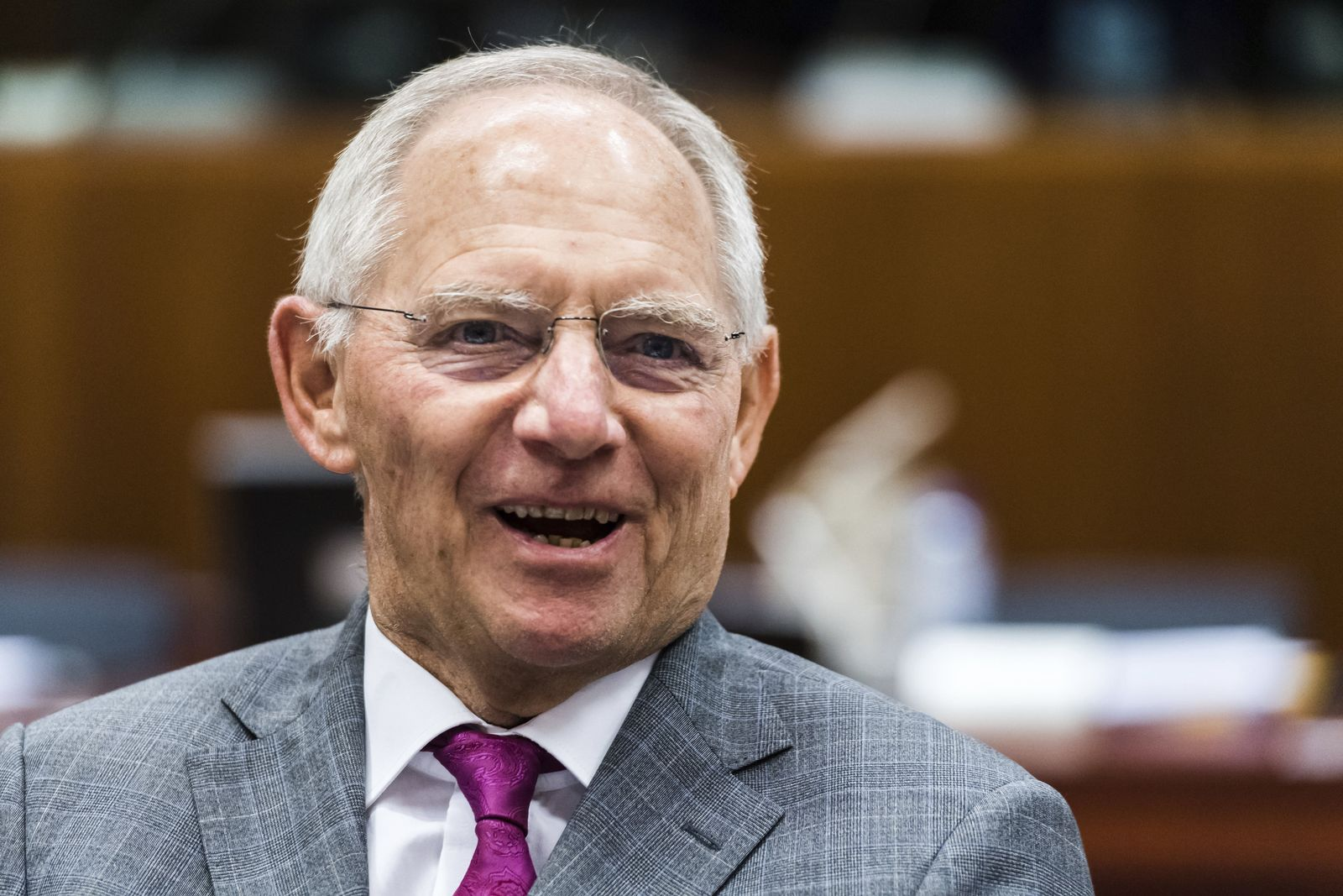 EU-Wirtschafts- und -Finanzminister tagen in Brüssel