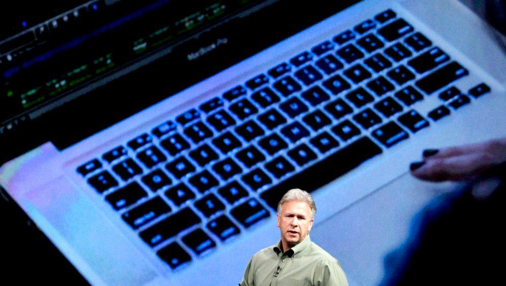 Neue Apple-Laptops: Schärfer, dünner, schneller