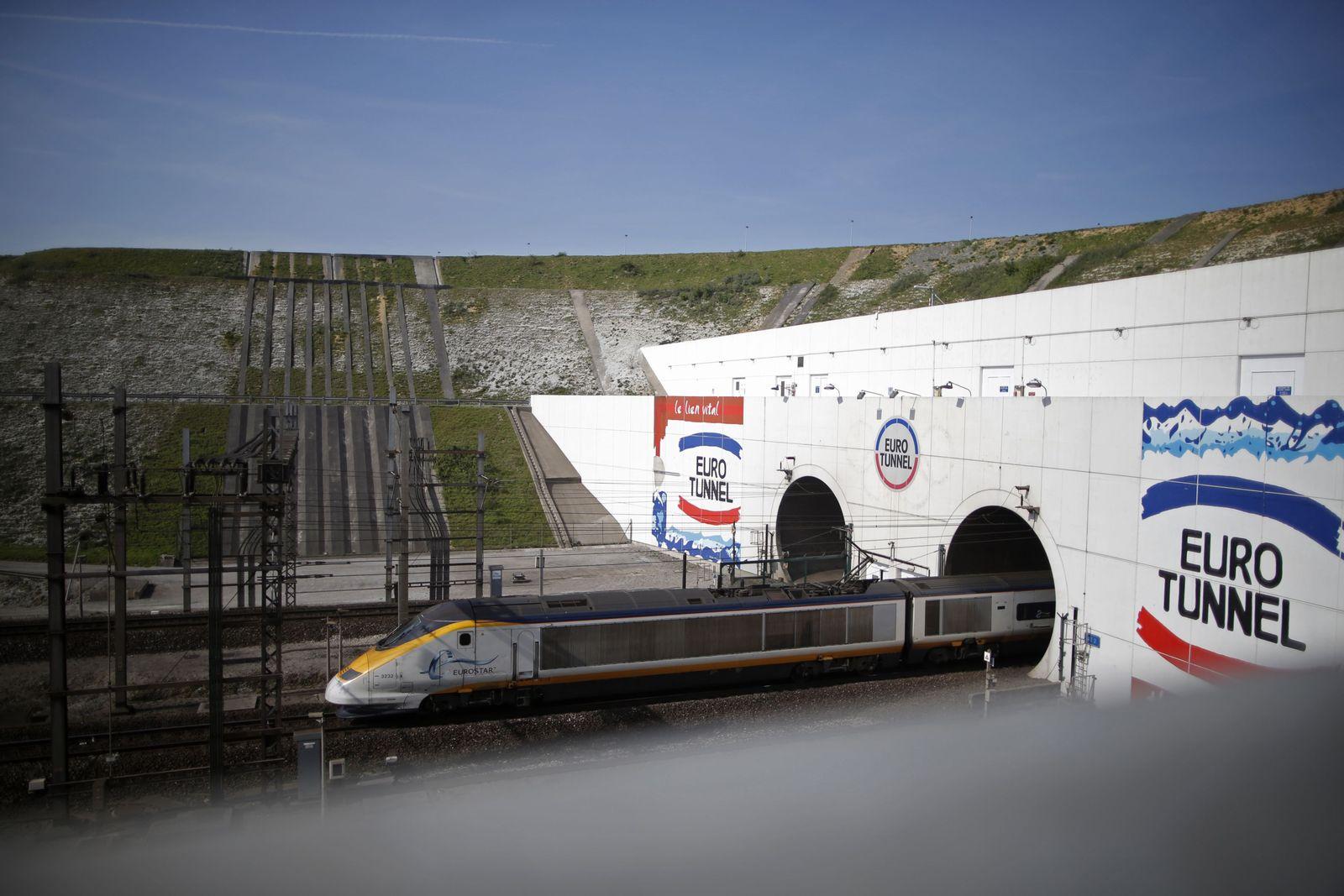 Eurotunnel / Die längesten Tunnel der Welt