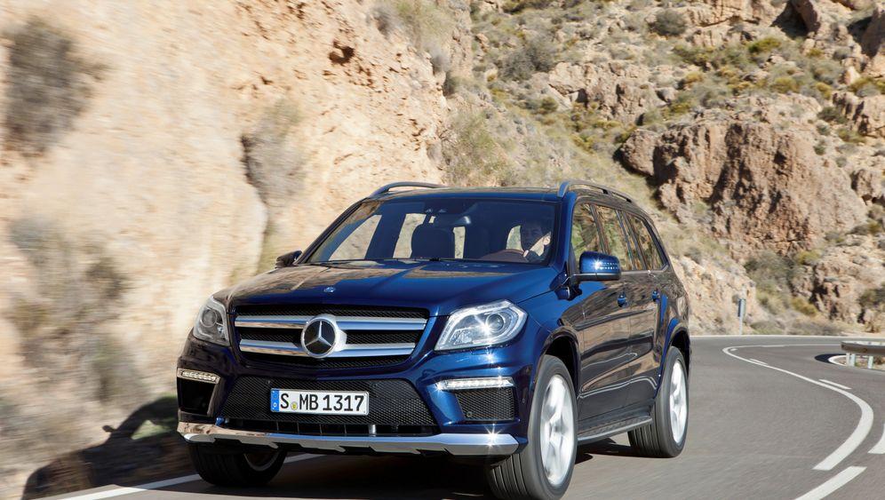 Geländewagen: Große SUVs trotzen dem Downsizing