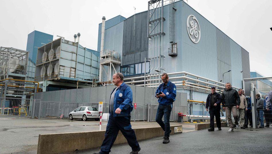 General Electric: Gewinnsteigerung nach rasanter Talfahrt