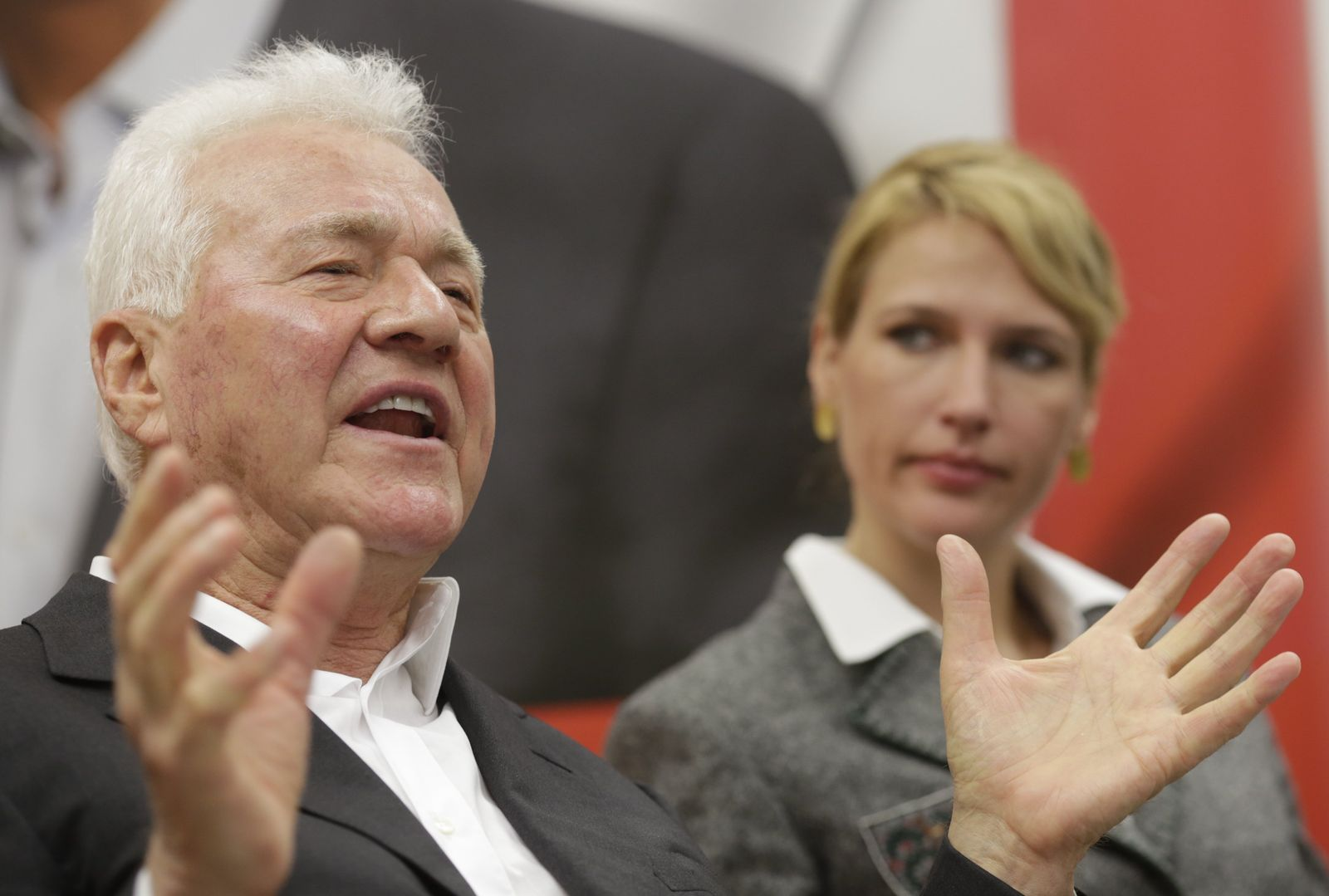 AUSTRIA-POLITICS/STRONACH