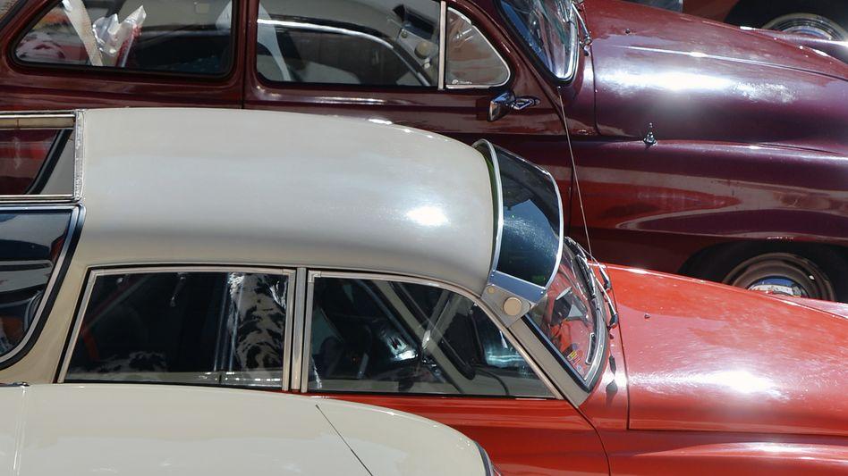 Original oder Fälschung? Das ist bei klassischen Autos oft nur vom Gutachter zu ergründen.