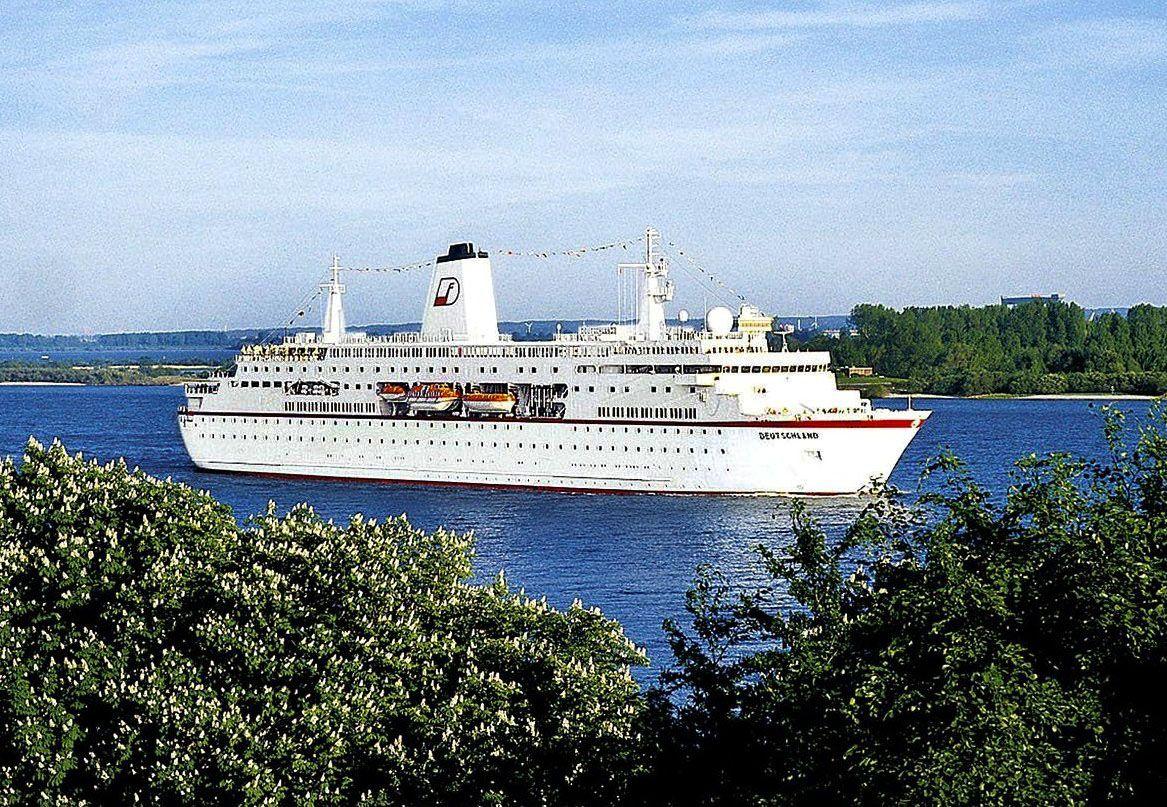 Traumschiff / MS Deutschland