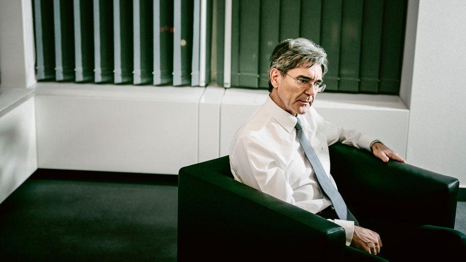 Über Joe Kaesers nächstes Ziel gibt es kaum Zweifel: den Aufsichtsratsvorsitz von Siemens.