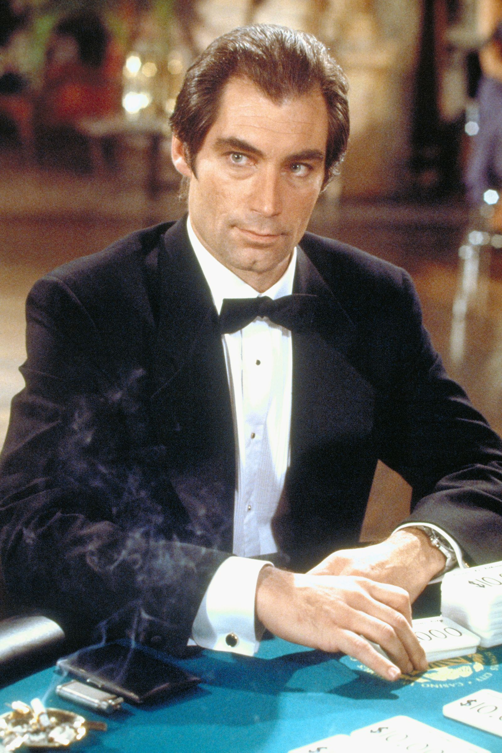 On the set of Licence to Kill