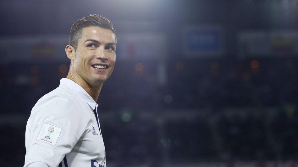 Wahnsinn - aber nicht unrealistisch: Ein chinesischer Club bot angeblich 300 Millionen für Ronaldo