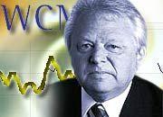 Machtlos gegen die Kurs-Talfahrt: WCM-Vorstandschef Roland Flach