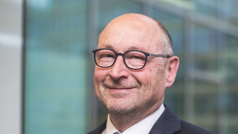 Will den Deal unbedingt: Vonovia-Chef Rolf Buch