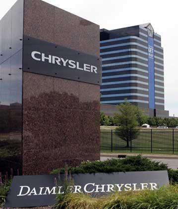 Modellpalette soll ergänzt werden: Chrysler-Zentrale