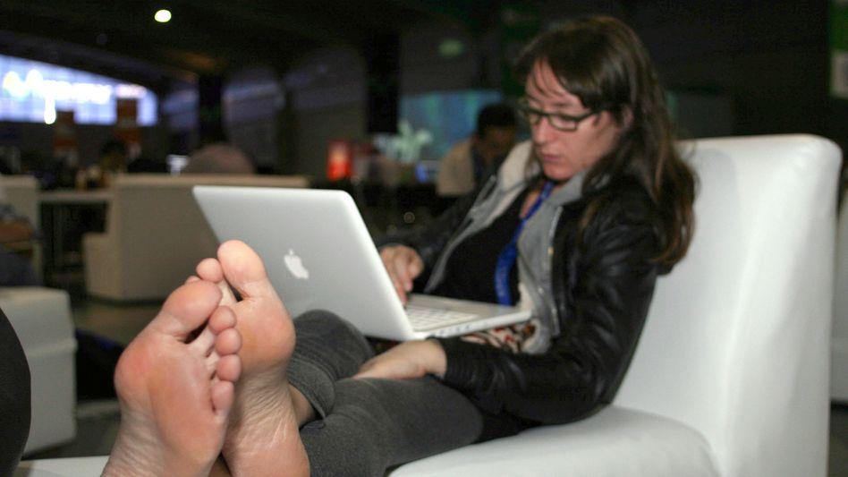 Entspanntes Arbeiten: Apple-Mitarbeiter sollen aus dem Homeoffice ins Büro zurückkehren - doch viele wollen das gar nicht