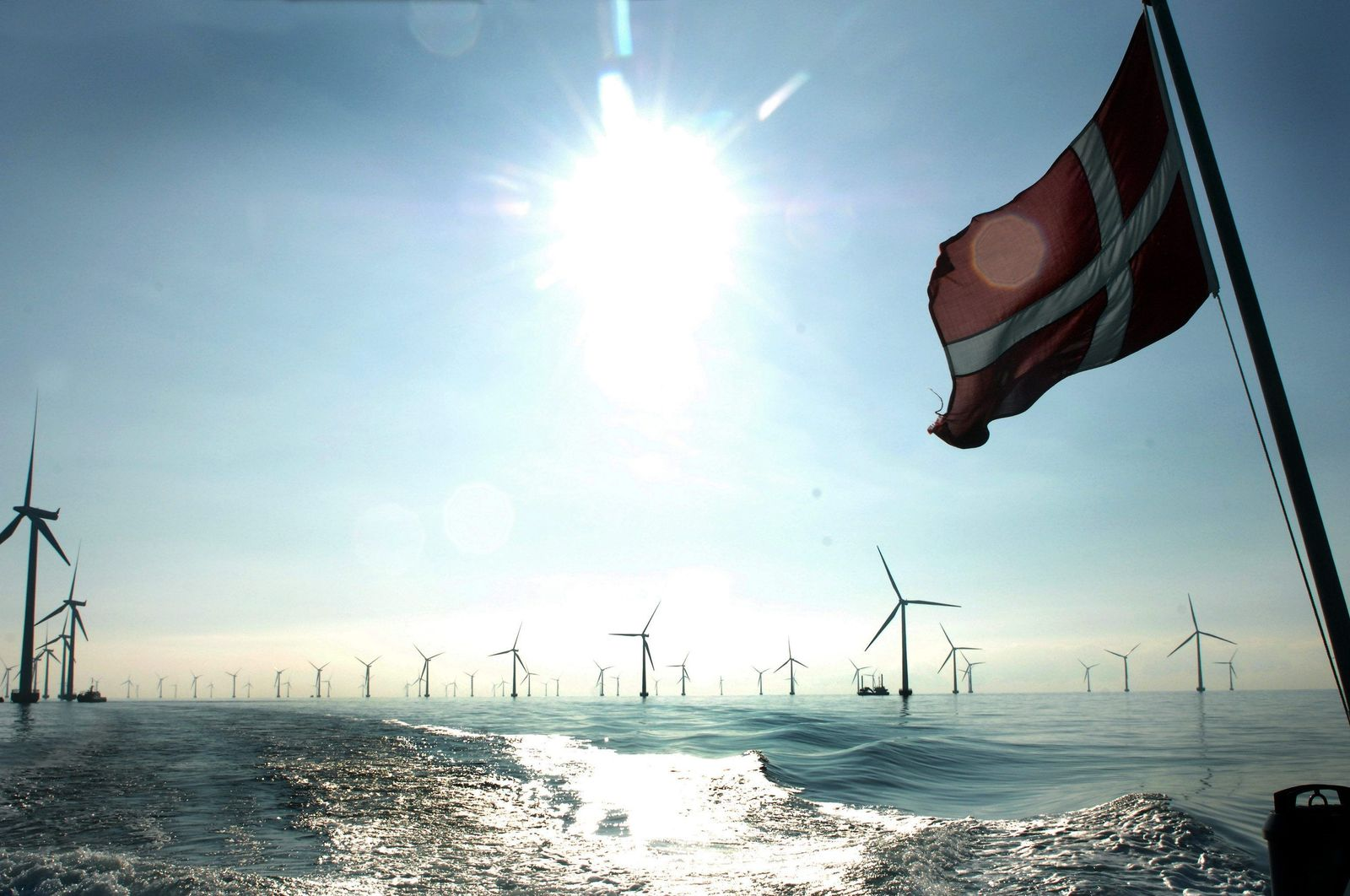 Eon Windpark Ostsee