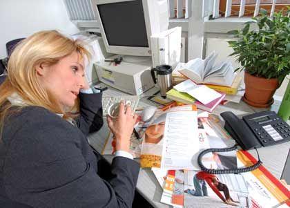 Effizienzbremse: Ständige Unterbrechungen im Job sollte man vermeiden