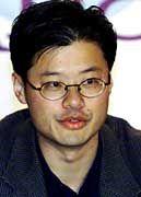 Yahoo-Grüner Jerry Yang