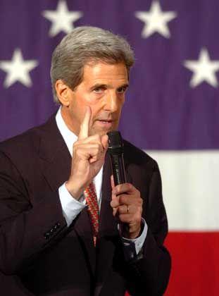 Wahlkämpfer Kerry: Schluss mit Steuergeschenken