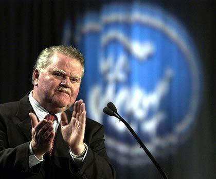 Neuer Präsident von Ford: Jim Padilla