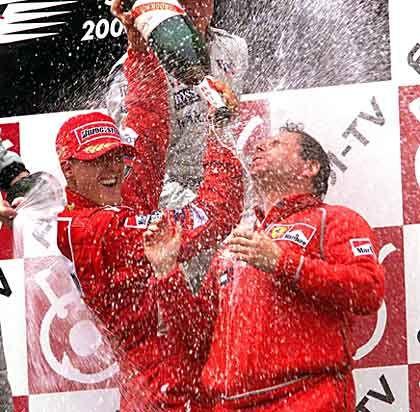 Trotz Traumverdienst kaum Steuern: Formel-1-Star Michael Schumacher