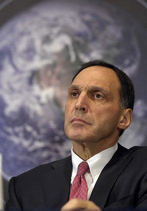 Urgestein der Wall Street: Lehman-Chef Dick Fuld muss seine eigene Bank zerlegen