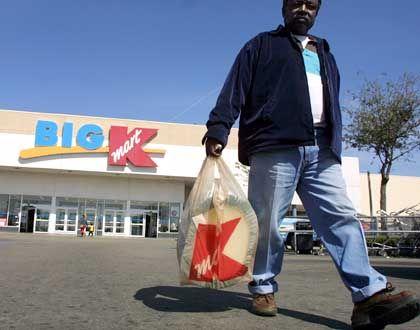 Kmart-Supermarkt in Kalifornien: Im Zuge der Sanierung sollen 284 Filialen geschlossen werden