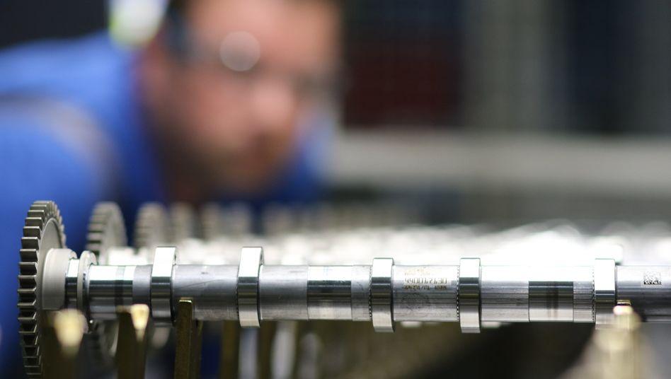 Maschinenbau: Die Branche erlebte 2020 mit minus 11 Prozent den stärksten Einbruch seit der Finanzkrise
