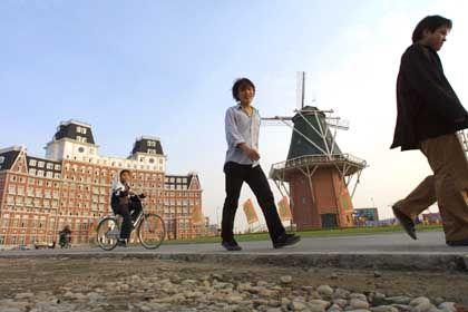Holland-Dorf: Alte Freunde des Investors sind abgetaucht