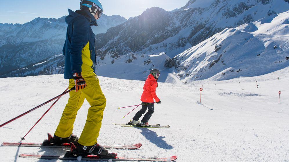 Beheizbare Ski-Ausrüstung: Warme Füße auf der Piste