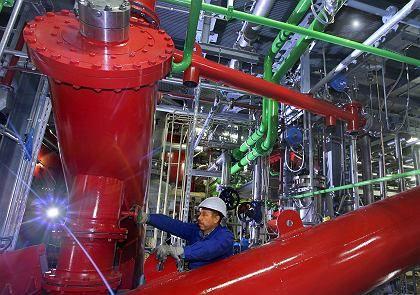 Diesel aus Holzschnitzeln: Zu den Partnern des Biodieselherstellers Choren gehört auch der Ölkonzern Shell