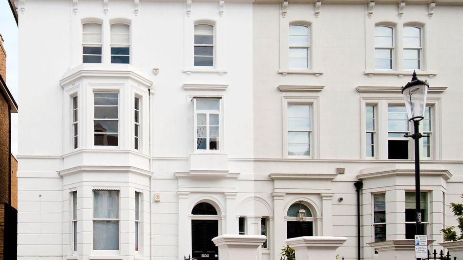 Teure Adressen in London: Viele Hausbesitzer werden durch die Panama-Papiere kompromittiert