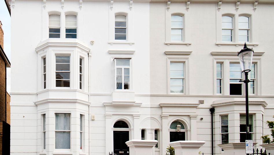 """So lässt es sich wohnen, auch in London: Das Haus """"Little Boltons"""""""