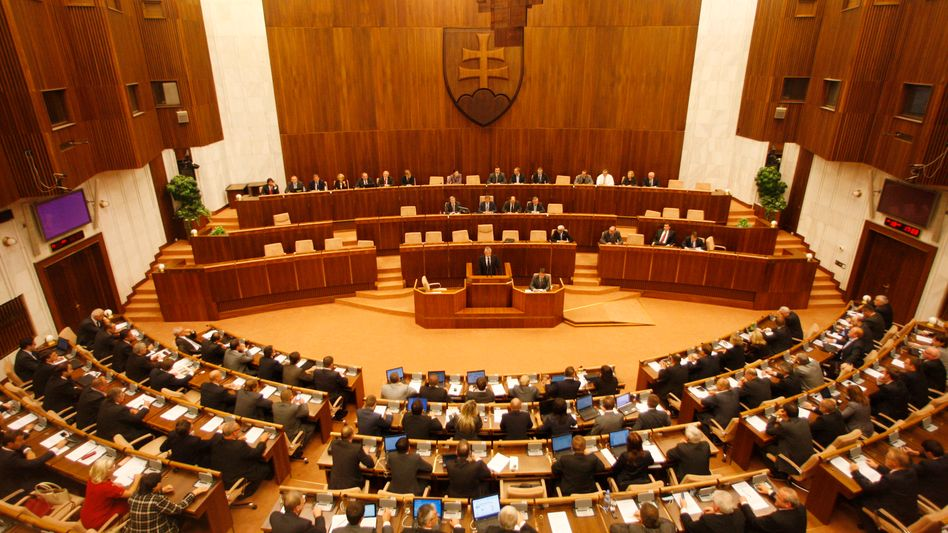 Zustimmung im zweiten Anlauf: Slowakei gibt Euro-Rettungsschirm frei