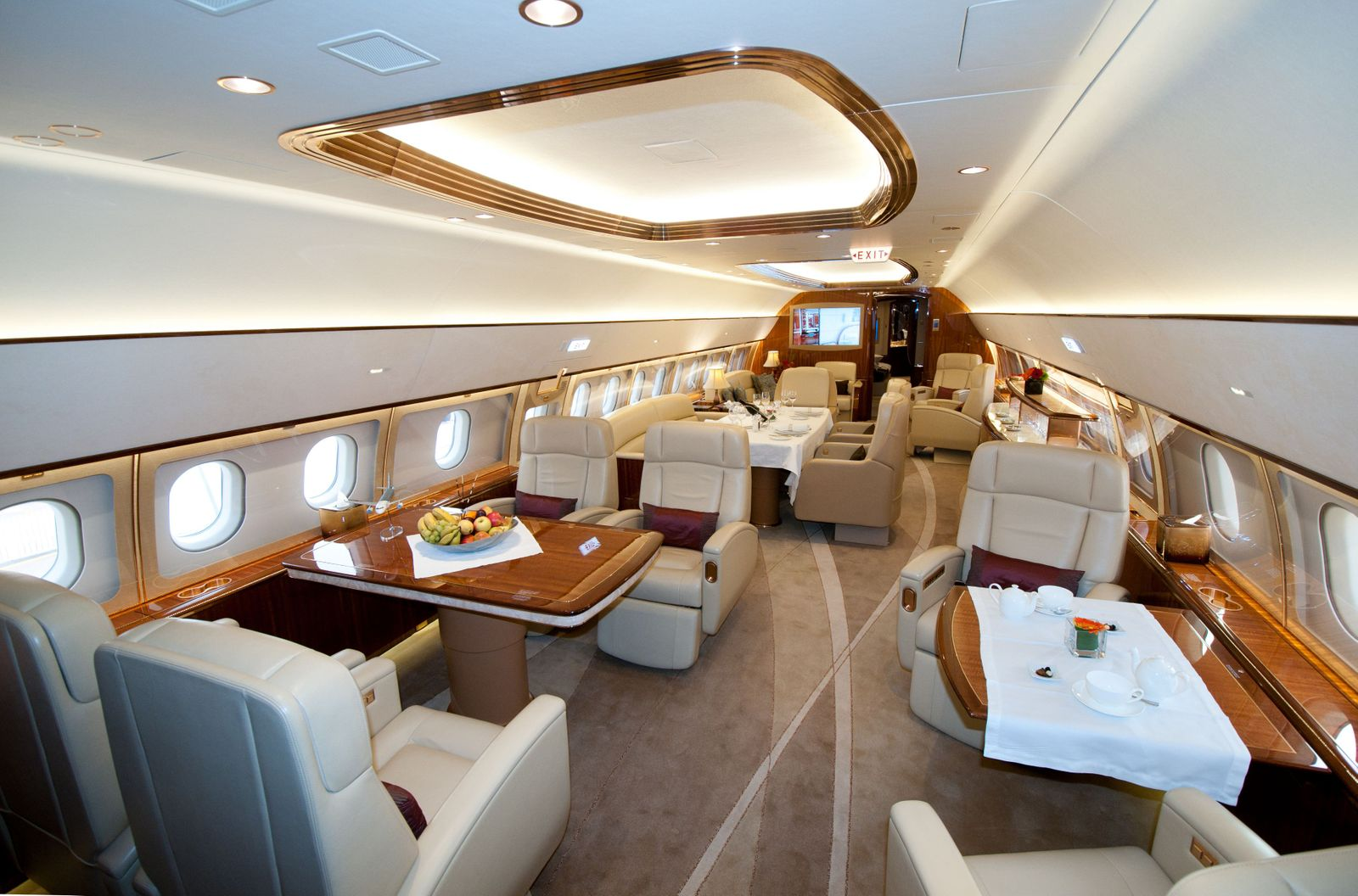 Airbus Corporate Jets ACJ319